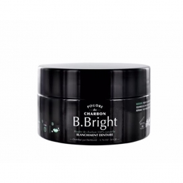 DIETWORLD B.BRIGHT POUDRE DE CHARBON NATURELLE