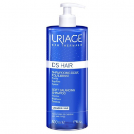 DS HAIR SHAMPOOING DOUX EQUILIBRANT 500ML URIAGE