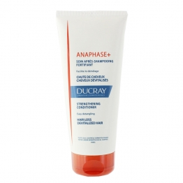 DUCRAY ANAPHASE+ SOIN APRES SHAMPOOING FORTIFIANT ANTICHUTE DE CHEVEUX DEVITALISES 200ML