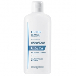 DUCRAY ELUTION SHAMPOOING REEQUILIBRANT 400ML
