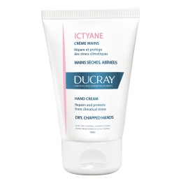 DUCRAY ICTYANE CREME MAINS SECHES ET ABIMEES 50ML