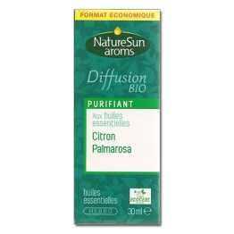 NATURESUN AROMS DIFFUSION BIO PURIFIANT 30ML