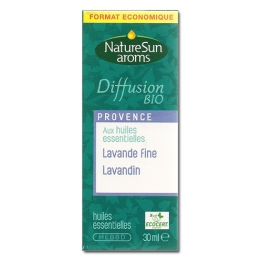NATURESUN AROMS DIFFUSION BIO PROVENCE 30ML
