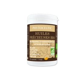 PHYTOCEUTIC HUILES PRECIEUSES 90 CAPSULES