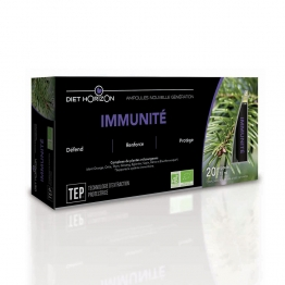 DIET HORIZON AMPOULES IMMUNITE 20x10ML