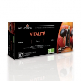 DIET HORIZON AMPOULES VITALITE 20x10 ML