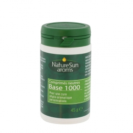 NATURESUN AROMS BASE 1000 45G