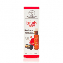 ROLL-ON ENFANT Fleurs de Bach Bio 10ML Elixirs & Co