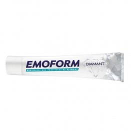 EMOFORM DENTIFRICE AUX PARTICULES DE DIAMANT 75ML