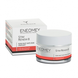 ENEOMEY STIM RENEW 8 SOIN NUIT ANTI-AGE UNIFIANT 50ML