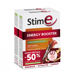 Energy Booster Duo 2x20 ampoules Stim e Nutreov