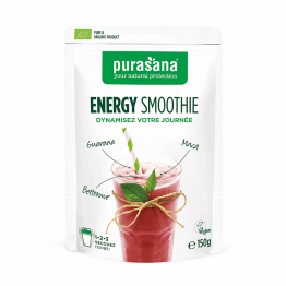ENERGY SMOOTHIE 150G PURASANA