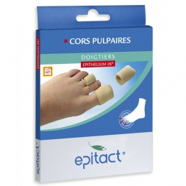 EPITACT CORS PULPAIRES DOIGTIER TISSU TAILLE S 23MM