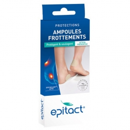 EPITACT PROTECTIONS AMPOULES FROTTEMENTS EPITHELIUM ACTIV 1 PAIRE