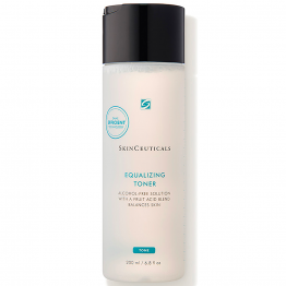 EQUALIZING TONER LOTION TONIQUE VISAGE 200ML NETTOYANT & EXFOLIANT SKINCEUTICALS