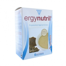 NUTERGIA ERGYNUTRIL BOISSON CAPUCCINO 7 SACHETS