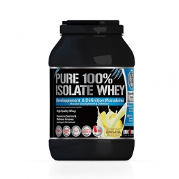 ERIC FAVRE PURE 100% ISOLATE WHEY 2KG
