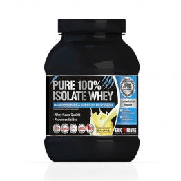 ERIC FAVRE PURE 100% ISOLATE WHEY 750G
