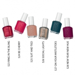ESSIE VERNIS A ONGLES COLLECTION FESTIVE