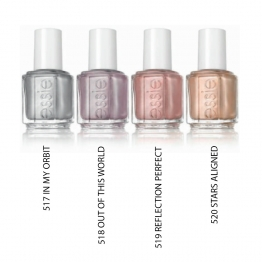 ESSIE VERNIS A ONGLES COLLECTION GALAXY METALS