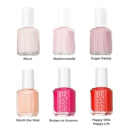 ESSIE VERNIS A ONGLES COLLECTION MARIAGE