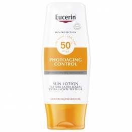 EUCERIN SUN PHOTOAGING CONTROL LOTION EXTRA LEGERE SPF50+ 150ML
