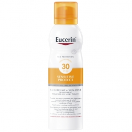 EUCERIN SUN SENSITIVE PROTECT BRUME TRANSPARENTE SPF30 PEAUX SENSIBLES 200ML