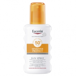 EUCERIN SUN SENSITIVE PROTECT SPRAY SPF50+ 200ML