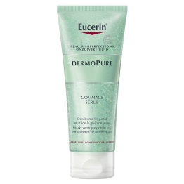 EUCERIN DERMOPURE GOMMAGE PEAUX A IMPERFECTIONS 100ML