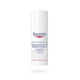 EUCERIN ULTRA SENSIBLE SOIN APAISANT PEAUX NORMALES A MIXTES 50ML