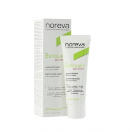 EXFOLIAC MAT & PORE 40ML NOREVA