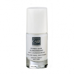 EYE CARE COSMETICS VERNIS SOIN BLANCHISSANT ANTI-JAUNISSEMENT 8ML