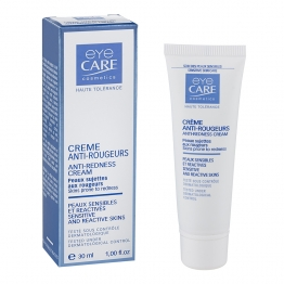 EYE CARE COSMETICS CREME ANTI ROUGEUR PEAUX REACTIVES 30ML