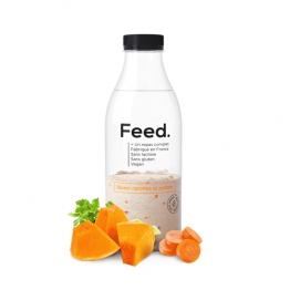FEED BOUTEILLE REPAS COMPLET LEGUMES 200G