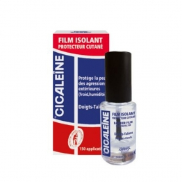 FILM ISOLANT PROTECTEUR CUTANE DOIGTS TALONS 5.5ML CICALEINE ASEPTA