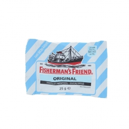FISHERMAN'S FRIEND PASTILLES 25G