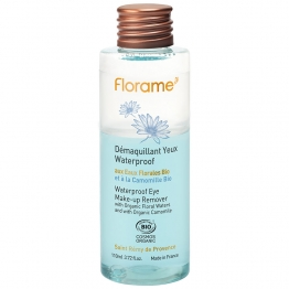 FLORAME DEMAQUILLANT YEUX WATERPROOF BIO 110ML