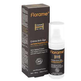 FLORAME HOMME FOR MEN CREME ANTI AGE BIO 30ML