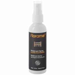 FLORAME HOMME FOR MEN DEODORANT SPRAY BIO 100ML