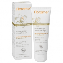 FLORAME LYS PERFECTION MASQUE VISAGE LIFTANT ANTI AGE BIO 75ML