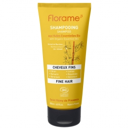 FLORAME SHAMPOOING CHEVEUX FINS BIO 200ML