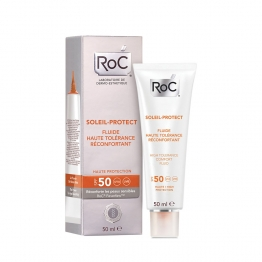 FLUIDE HAUTE TOLERANCE RECONFORTANT SPF50 50ML SOLEIL PROTECT ROC