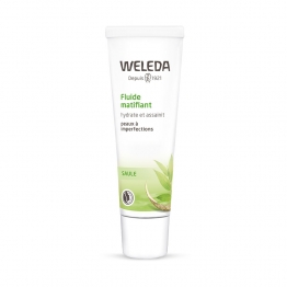 FLUIDE MATIFIANT 30ML PEAUX A IMPERFECTIONS WELEDA