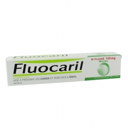 FLUOCARIL DENTIFRICE BI-FLUORE MENTHE 75ML