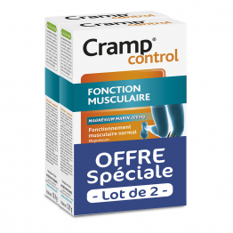 Fonction Musculaire Optimale 2x30 Gelules Cramp Control Nutreov
