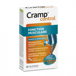 Fonction Musculaire Optimale 30 Gelules Cramp Control Nutreov