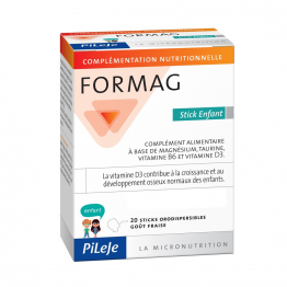 FORMAG ENFANT 20 STICKS ORODISPERSIBLES PILEJE