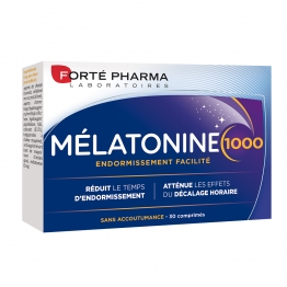 FORTE PHARMA MELATONINE 1000 ENDORMISSEMENT FACILITE 30 COMPRIMES
