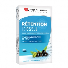 FORTE PHARMA RETENTION D'EAU 28 COMPRIMES