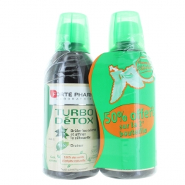 FORTE PHARMA TURBO DETOX 2X500ML